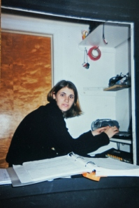 Lisa, circa Follies 2002.