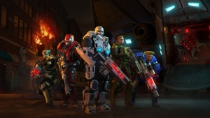 Screenshot from XCOM - Enemy Within
